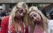 10th Annual Toronto Zombie Walk kicks off