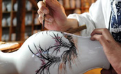 Craftmanship of artisans in China's 'Porcelain Capital'