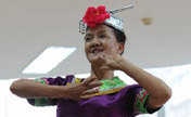 Elderly dance troupe stages free performances
