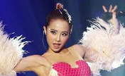 Jolin Tsai holds concert in London
