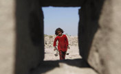 Afghan child labor rampant in brick kiln industry