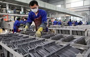 China's manufacturing picks up in October