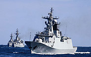 Chinese navy conducts drill in E. China Sea