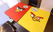 Angry Birds Invading China's Mcdonald