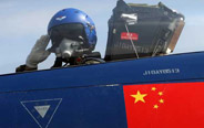 China's J-10 fighters give performances