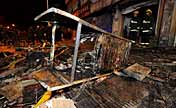 N China restaurant explosion kills at least 8