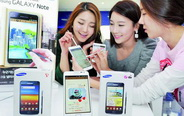 Samsung's Galaxy Note 2 tops 5 mln mark