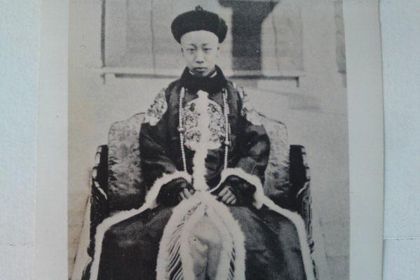 Rare photos of China's last emperor Puyi - People's Daily ... | 599 x 400 jpeg 47kB