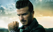 Beckham shows his manly style on new advertisement