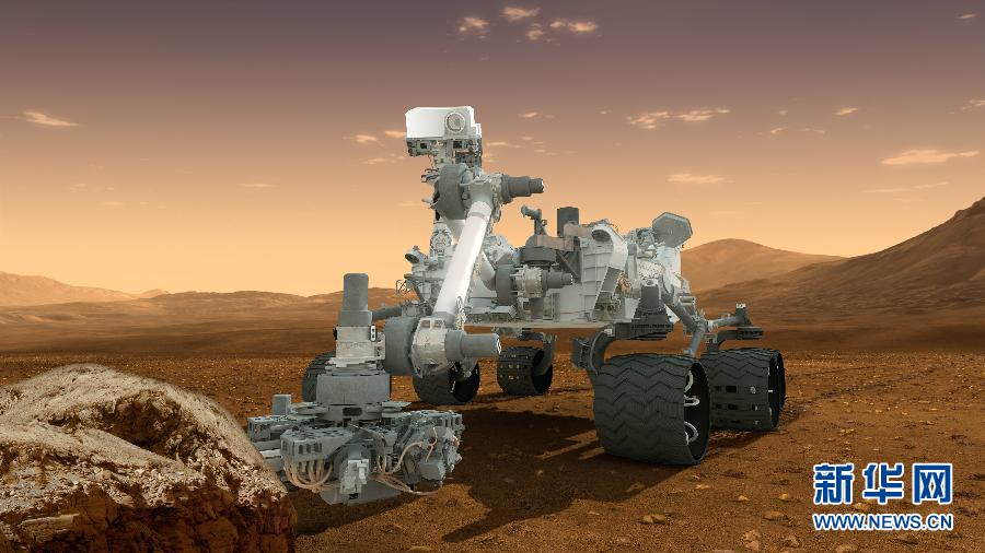 NASA plans to send new rover to Mars in 2020 (2)