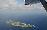 Marine surveillance plane patrols Diaoyu Islands