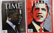 Obama named as TIME's person of the year