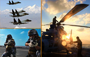 Weekly review of military photos (2012.12.24-12.28)