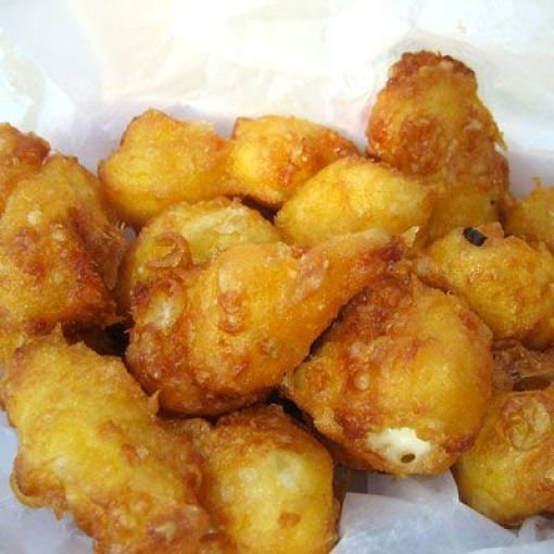 Deep-fried cheese curds (youth.cn)