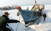 Ice conditions may be more serious in Bohai Sea