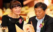 Tycoon's daughter says hard to find love