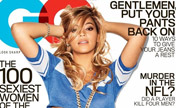 Beyonce covers GQ Magazine