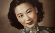 Elegant Chinese beauties in in Minguo era
