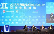 Financial experts focus on Asia growth at forum in HK