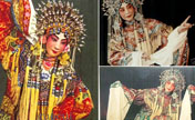 Rare photos of top master of Peking Opera unveiled