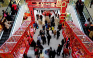 Sales boosting measures taken for Spring Festival