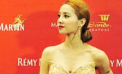 Jolin Tsai judges Remy Martin Centaur Dance competition