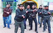Gangnam dance sparks action on wages