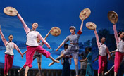 Ballets presented for migrant workers