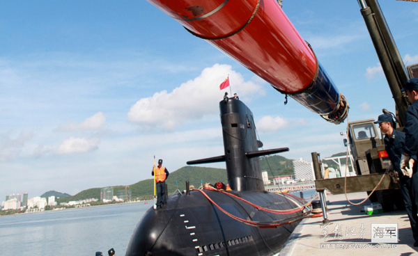 Submarine flotilla innovate torpedo support methods