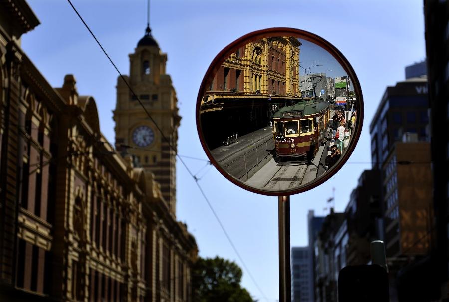 Sights of Melbourne by heritage trams