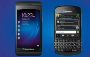Blackberry maker changes name, unveils new phones