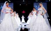 Abu Dhabi's wedding show in full swing