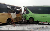 15 dead after China expressway pileup