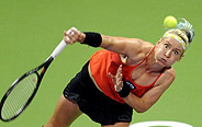 First day of WTA Qatar Open in Doha