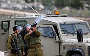5 protestors injured in West Bank clashes