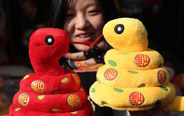 People celebrate Lunar New Year around China