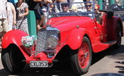 Vintage Car Parade kicks off in NZ