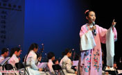 Chinese students perform at arts festival in U.S.