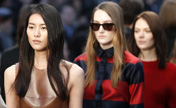 Burberry Prorsum at London Fashion Week