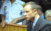 Oscar Pistorius makes second court appearance