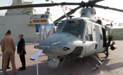 Defense Exhibition and Conference 2013 held