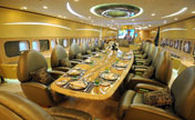 Anything is possible in luxury private planes