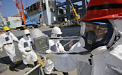 Japan's Fukushima power plant opens doors to media