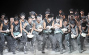 Modern drama staged in Pingyao ancient city