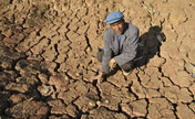 W China drought affects over 1 million