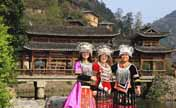 Xijiang, a living fossil of Miao ethnic culture