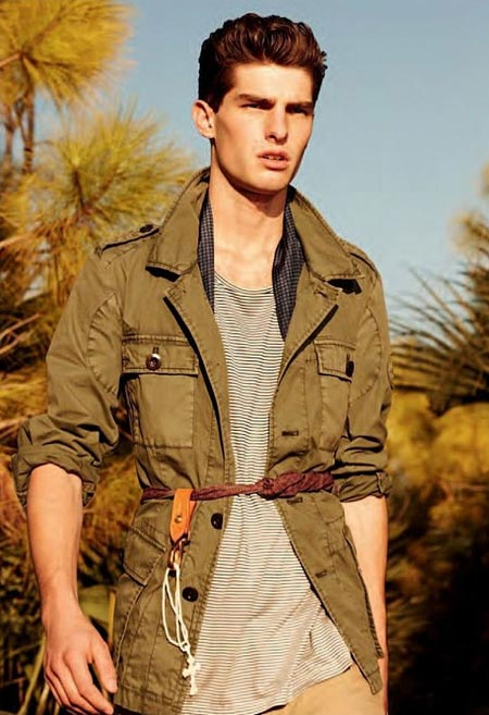 Top 10 male models in the world - People's Daily Online
