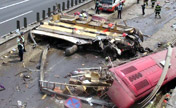 8 killed in road accident in east China's Fujian