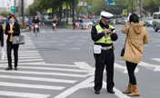 8,000 fined for jaywalking in E China