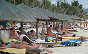 Coastal resort embraces surging Russian tourists